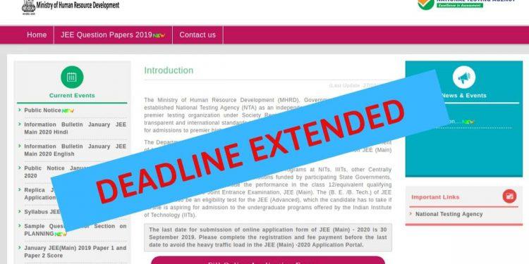 JEE-Main-2019-Form-DEADLINE-EXTENDED-Aglasem