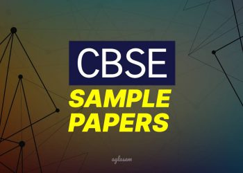 CBSE Class 10 and 12 Sample Papers