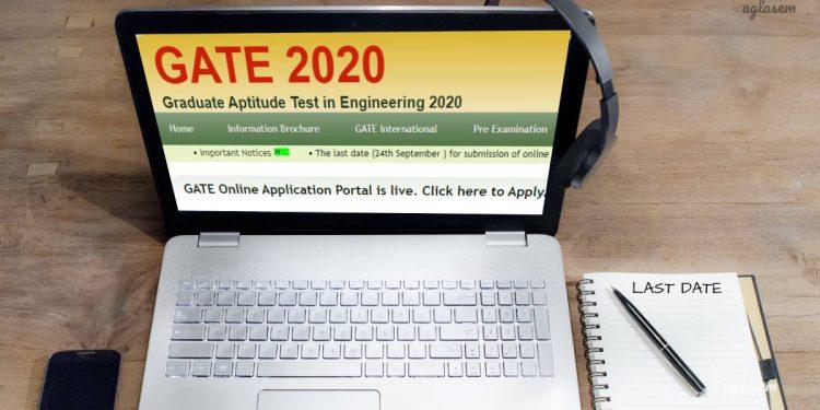 GATE 2020 Login