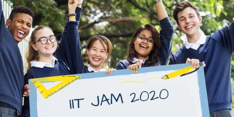 IIT JAM 2020