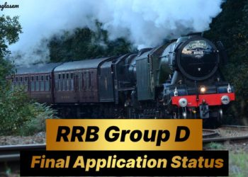 Final RRB Group D Application Status 2019