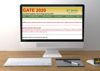 GATE 2020 Application Form Correction