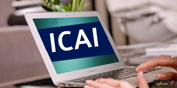 ICAI Admit Card 2019