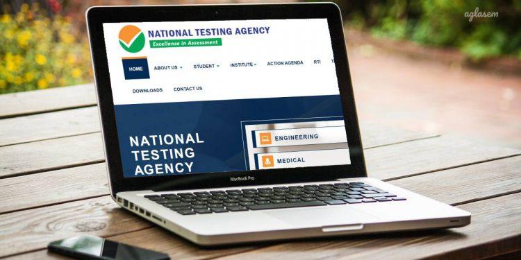 NTA to re-open application form for JEE Main 2020, IIFT 2020, CSIR NET Dec 2019, UGC NET Dec 2019