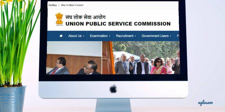 UPSC IES 2019 Final Result