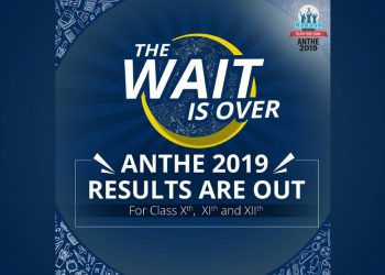 ANTHE 2019 Result