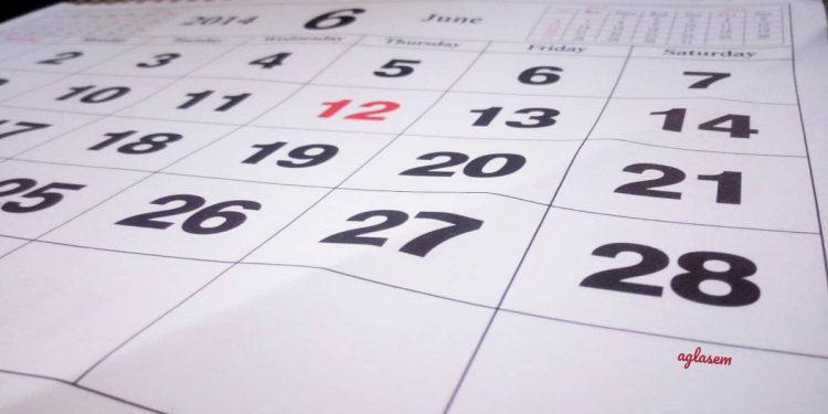 MPPSC 2020 Calendar