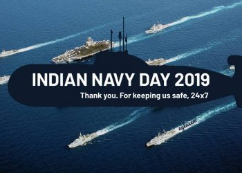 Indian Navy Day 2019