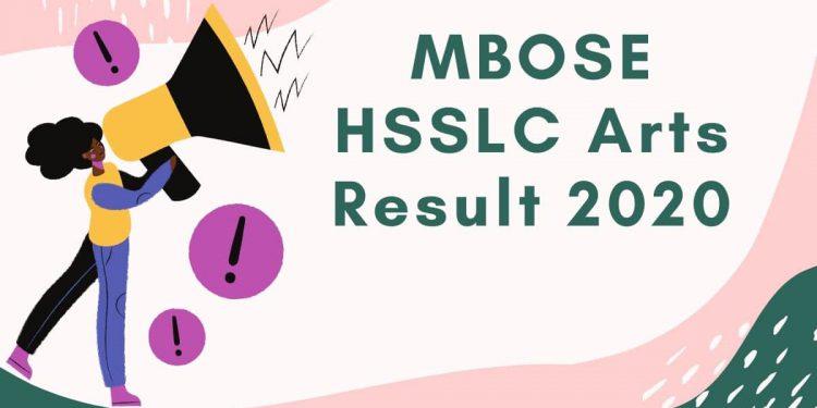 MBOSE-HSSLC-Arts-Result-2020-Aglasem
