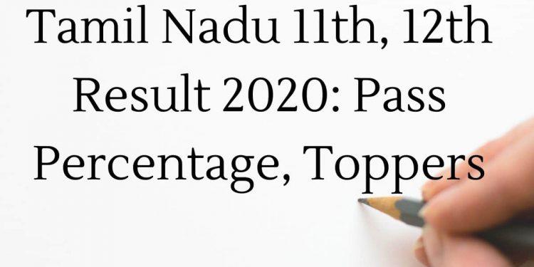 Tamil-Nadu-11th-12th-Result-2020-Aglasem