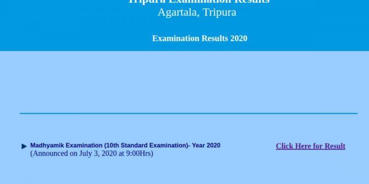 Tripura-Board-10th-Exam-Result-2020-Aglasem