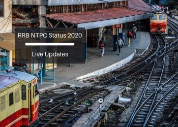 RRB NTPC Status 2020