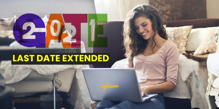 GATE 2021 Registration Last Date Extended