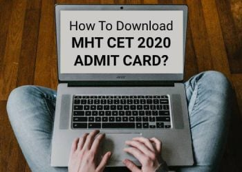 How to download MHT CET 2020 admit card?