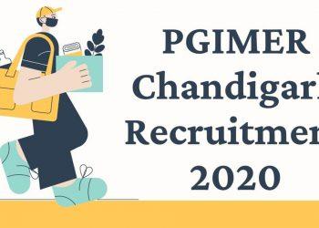 PGIMER-Chandigarh-Recruitment-2020-Aglasem