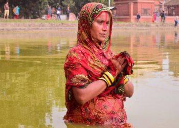 INI CET Chhath Puja