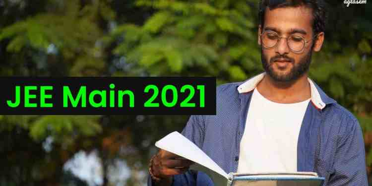 JEE Main 2021 Number of Candidates Registered