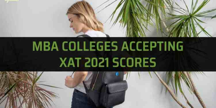 MBA Colleges Accepting XAT 2021 Score