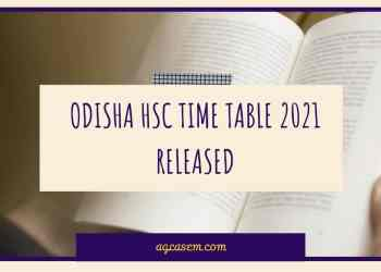 Odisha-HSC-Time-Table-2021-Released-