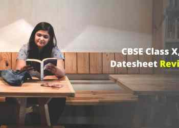 CBSE Class X, XII Datesheet Revised