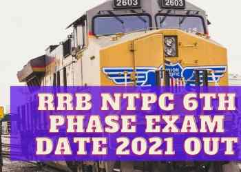 RRB-NTPC-6th-Phase-Exam-Date-2021-Out-Aglasem