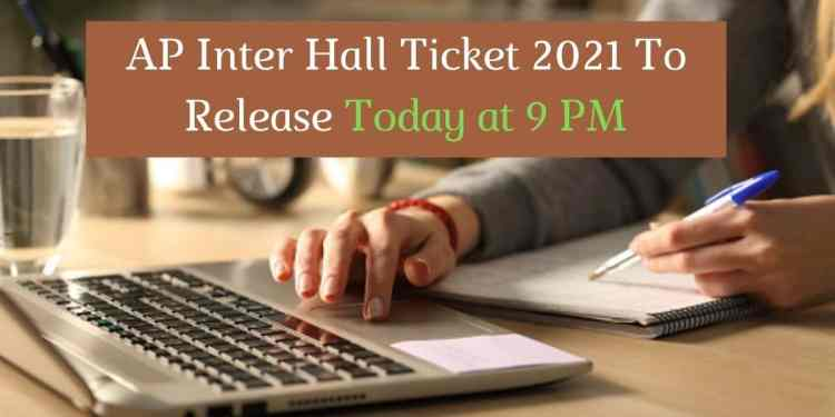AP-Inter-Hall-Ticket-2021-To-Release-Today-at-9-PM-Aglasem