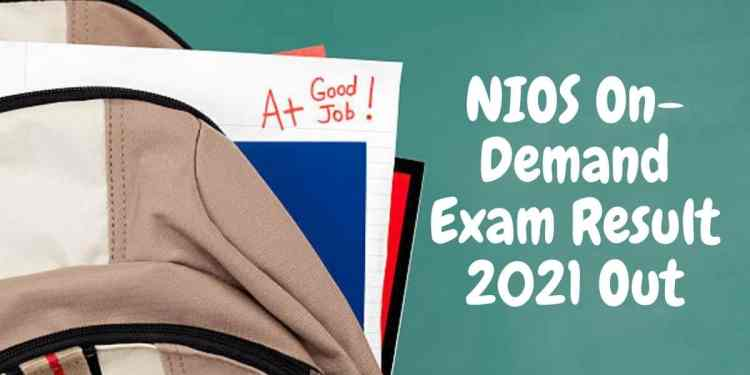 NIOS-On-Demand-Result-2021-Out-Aglasem
