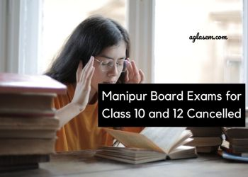 Manipur Board Exams for Class 10 and 12 Cancelled