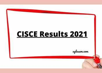 CISCE Results 2021