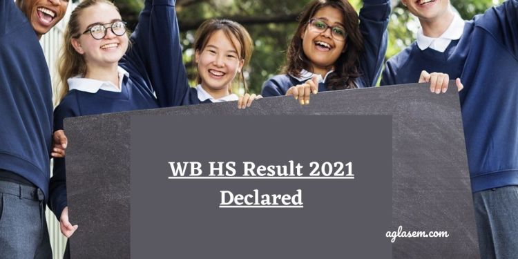 WB HS Result 2021 Declared