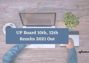 UP Board 10th, 12th Results 2021