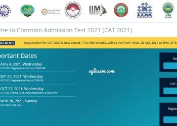 IIM CAT 2021 Correction Facility