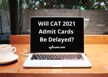 CAT Admit Card 2021