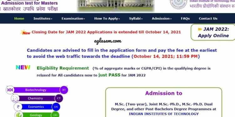 JAM 2022 Registration Deadline